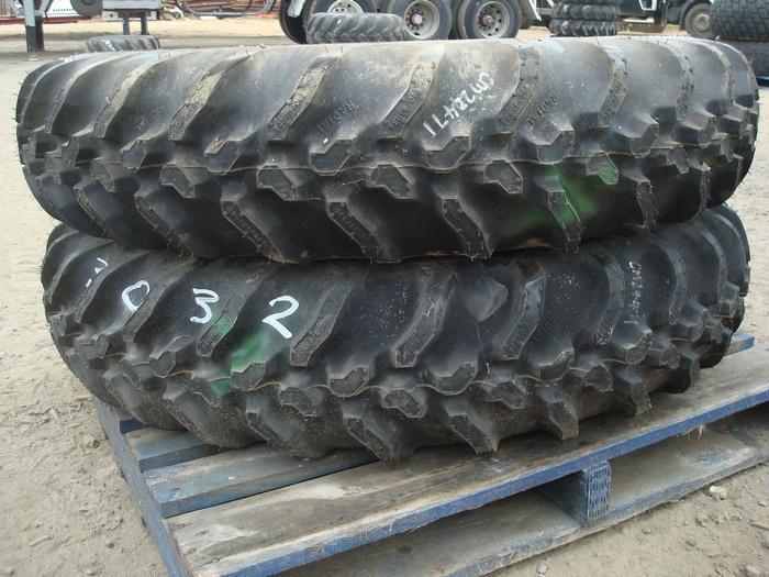 Goodyear 290/95R34 Tyres & Wheels – NEW