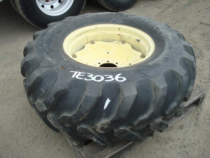 Goodyear 19.5L – 24 Tyre & Wheel
