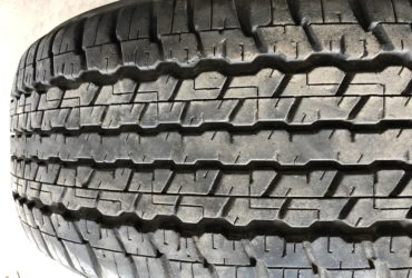 285/60R18 Dunlop AT22 near new