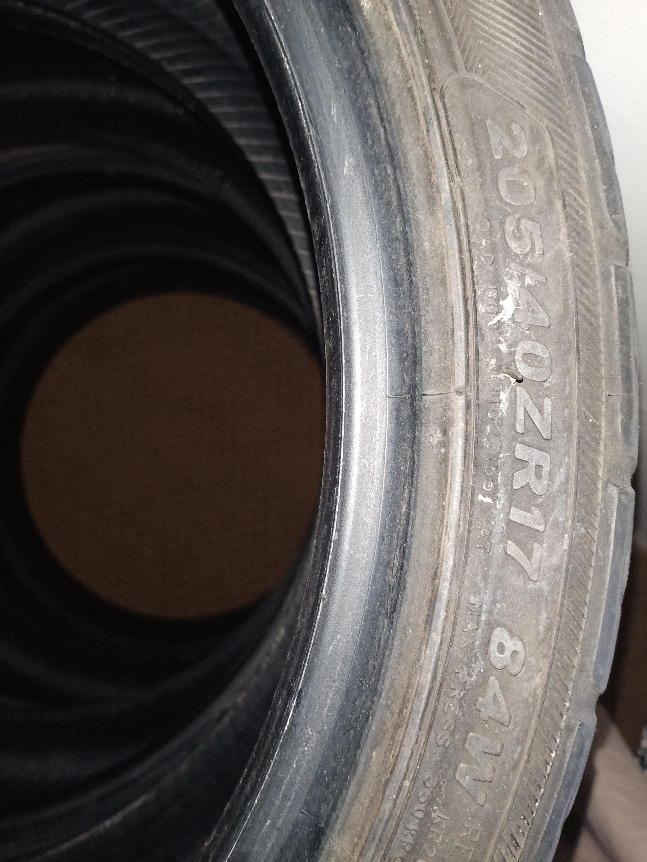 Kenda Radial kr20 tyres