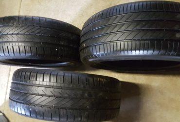 Brand new tyres 225/45//17