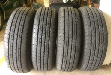 HANKOOK DYNAPRO DT RS01 245/70R17 110H. IN EXCELLENT CONDITION