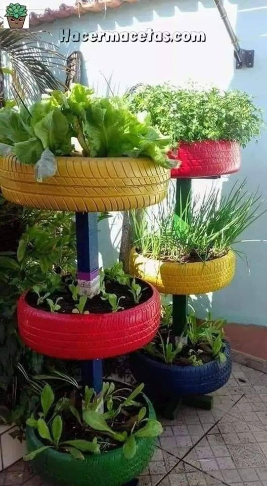 Wanted > Used Small / Motorbike Tyres for Recycled Art
