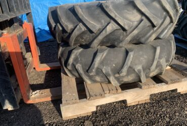 Tractor Tyres and Rims